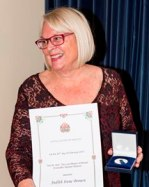 Judith Brown Award for Community Services